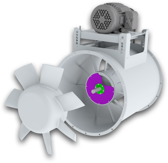 Industrial Fans Ventilators and Blowers - Aerovent