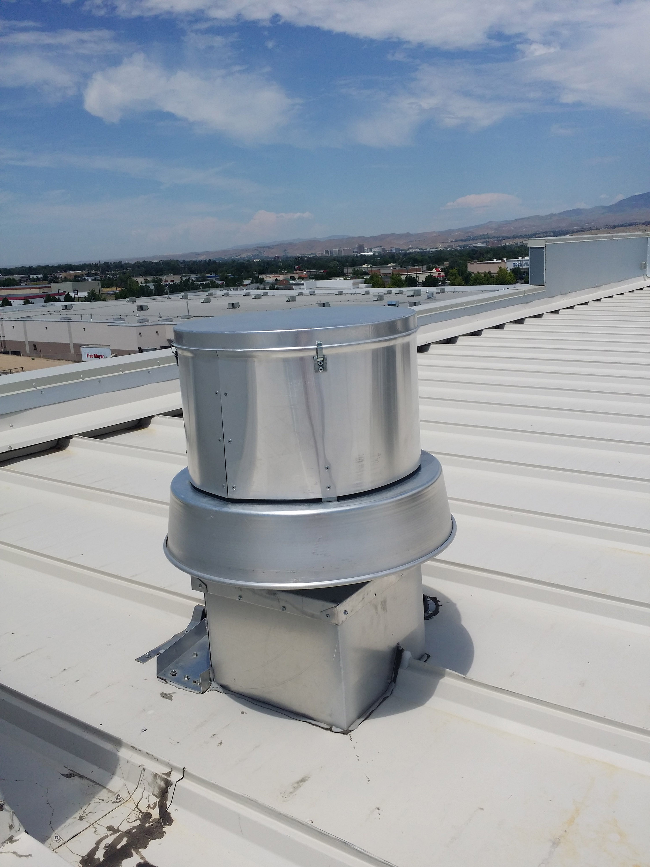Roof Ventilators - Aerovent