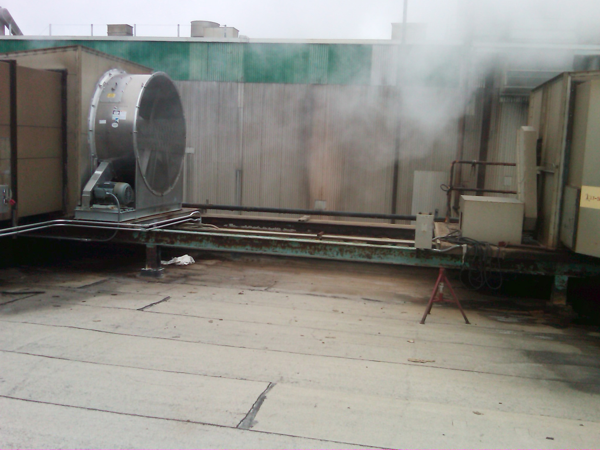 TABD - Paper Machine Hood Exhaust